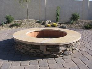 Fire Pits #8
