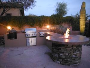BBQs & Outdoor Kitchens #103
