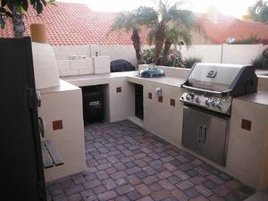 BBQs & Outdoor Kitchens #105