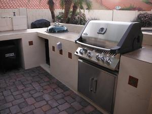 BBQs & Outdoor Kitchens #108