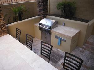BBQs & Outdoor Kitchens #109