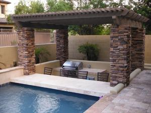 BBQs & Outdoor Kitchens #112