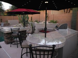BBQs & Outdoor Kitchens #114