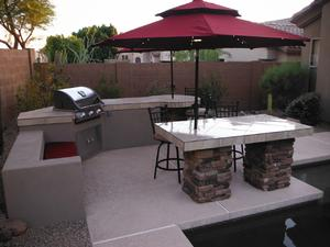 BBQs & Outdoor Kitchens #115