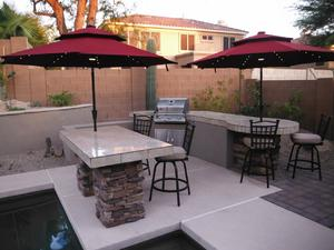 BBQs & Outdoor Kitchens #116