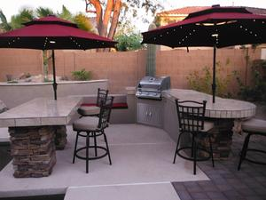 BBQs & Outdoor Kitchens #117