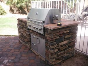 BBQs & Outdoor Kitchens #98