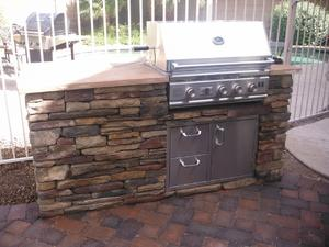 BBQs & Outdoor Kitchens #99