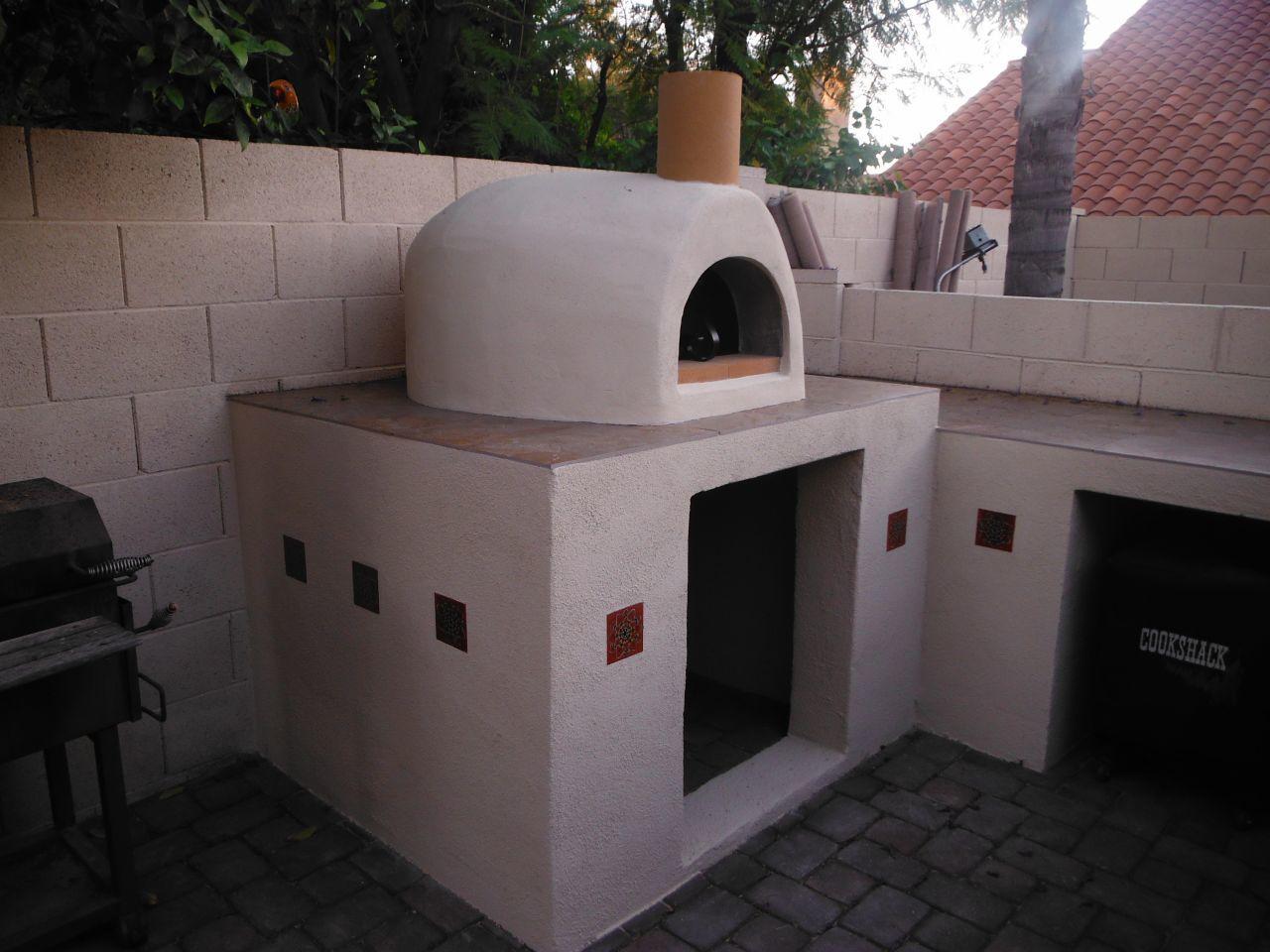 phoenix outdoor fireplace installation company