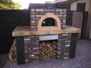Outdoor Fireplaces #64