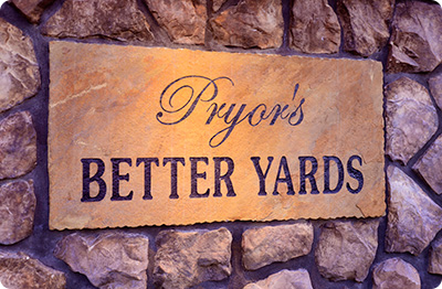 Pryors Better Yards Stone